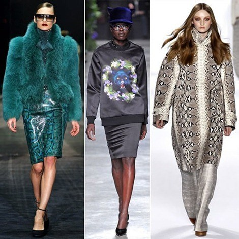 Tendencias moda 2013