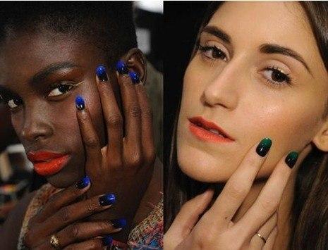 Las tendencias en uñas qué más se llevan
