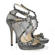 Jimmy Choo Viola Crystal Embellishment Sandal Black-180x180