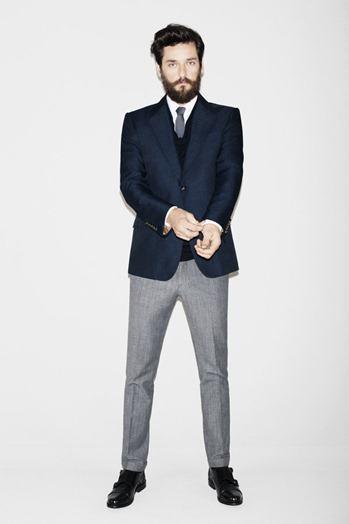 Básicos Zara para hombres