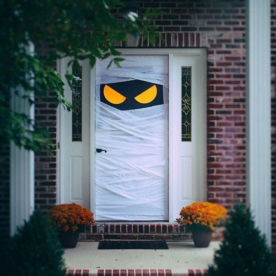 decoracion-puertas-halloween-fantasma