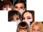 Flequillos según la forma de tu rostro