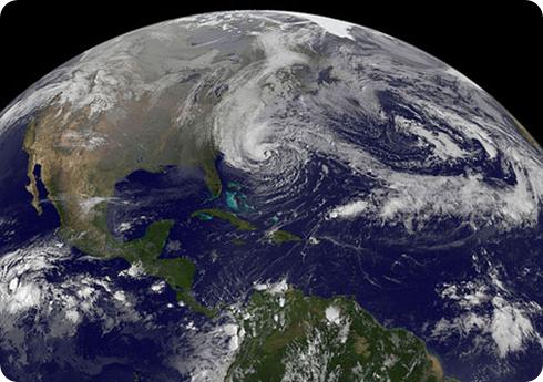 huracan sadie
