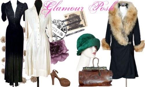 Moda de los años 20