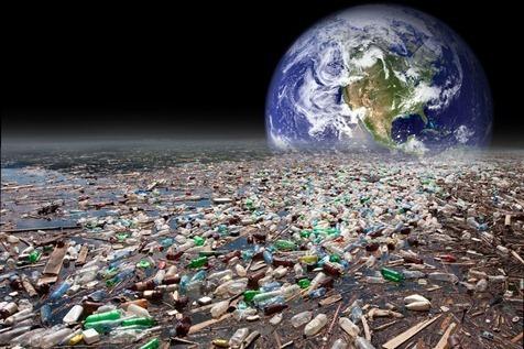 Causas principales de contaminación del suelo/