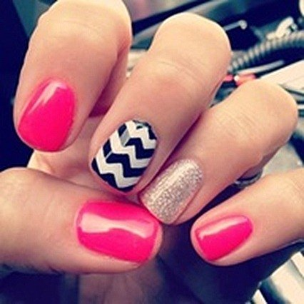 Nail-Polish-Trends-For-Winter-2013-Design-4