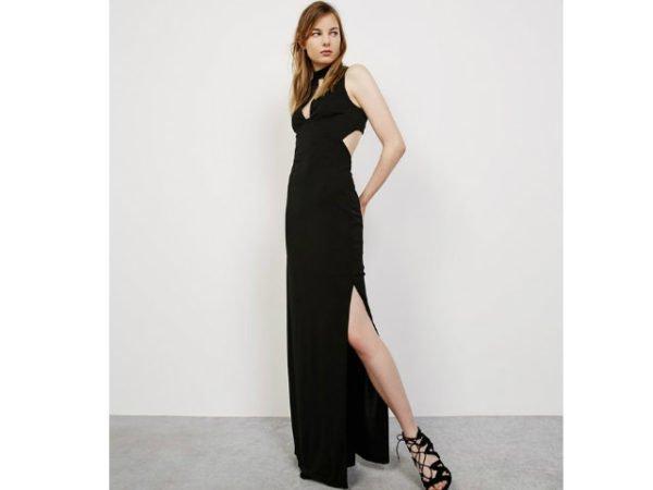 berskha-primavera-verano-2016-vestido-largo-negro