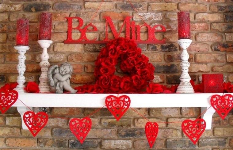 decoracion-san-valentin-para-el-salon-clasico