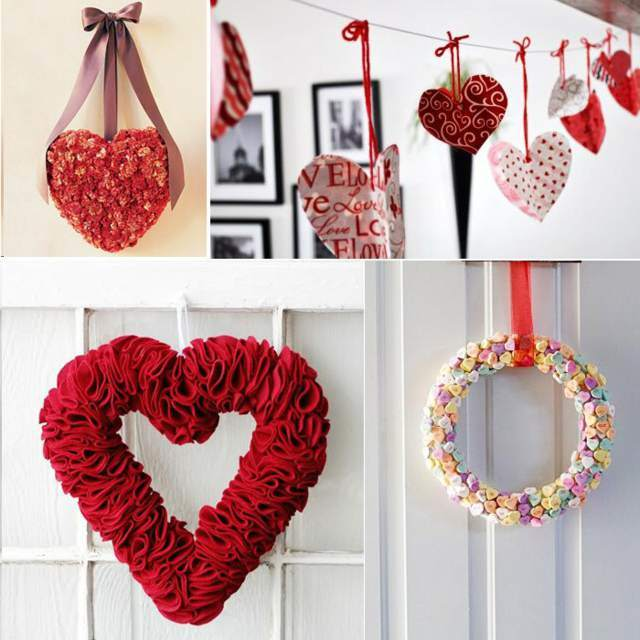 Decoraci n san valent n 2019 for Decoracion para pared san valentin