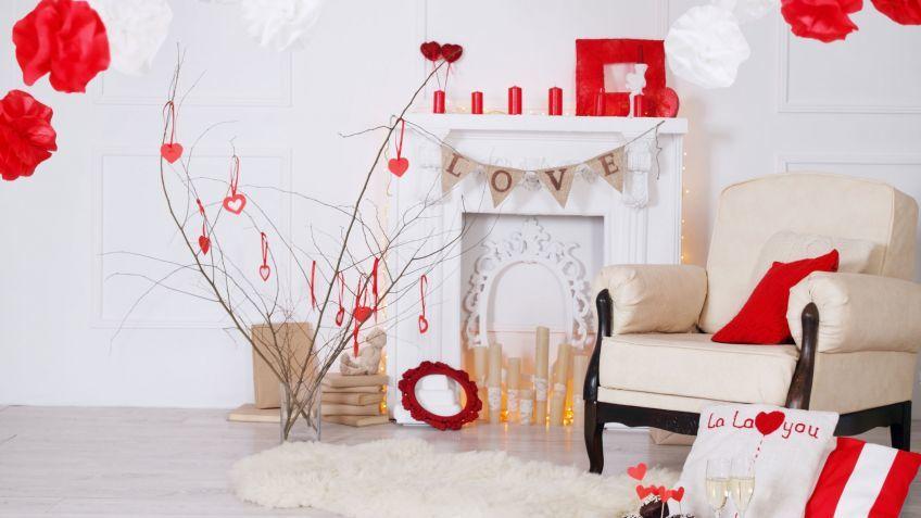 Decoraci n san valent n 2018 for Decoracion para pared san valentin