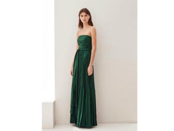 vestido-adolfo-dominguez-2016-largo-verde-botella