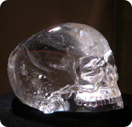 cráneo de cristal Mitchell-Hedges