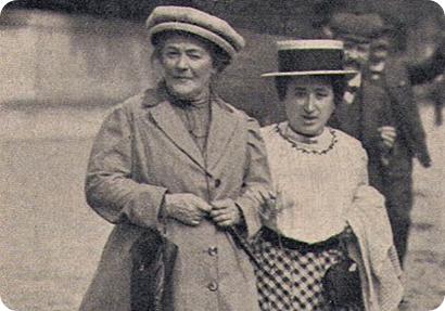 Clara Eissner Zetkin