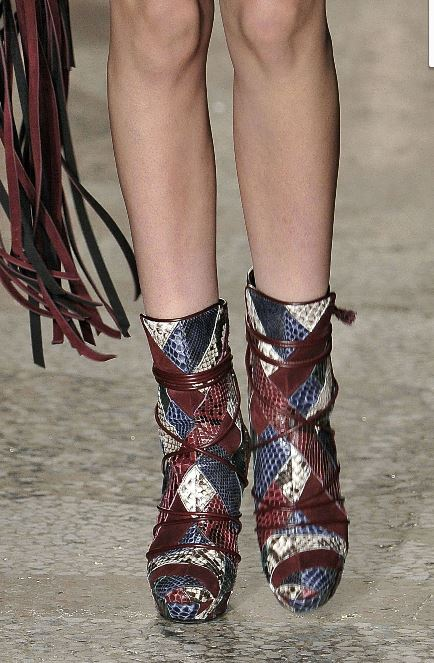 Tendencias en botas 2015