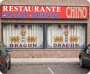 restaurante chino en España