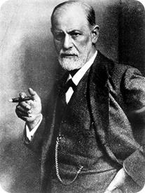 psicología, Freud