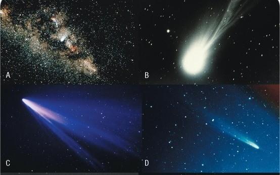 Resultado de imagen de cometas y asteroides