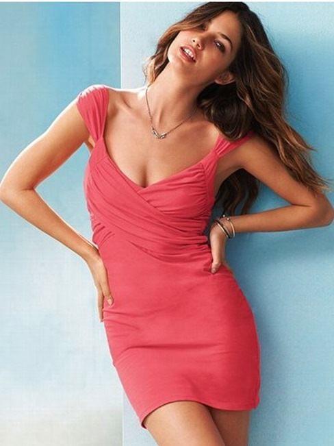 Vestidos de tirantes Victoria's Secret 2015