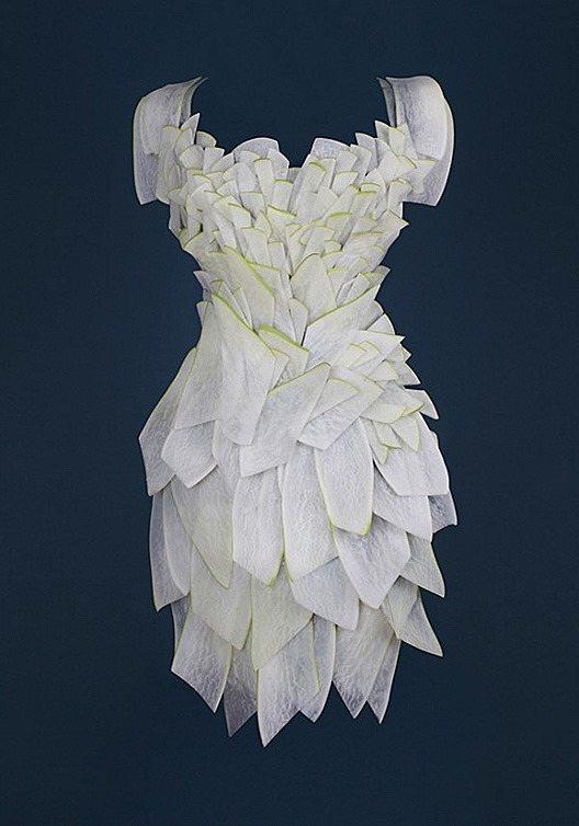 Vestido de patatas de Sung Yeonju