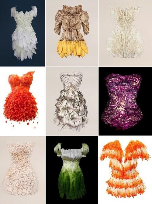 Moda comestible de Sung Yeonju