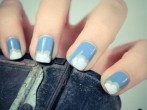 cloudy nails