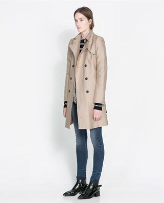 Trench Zara