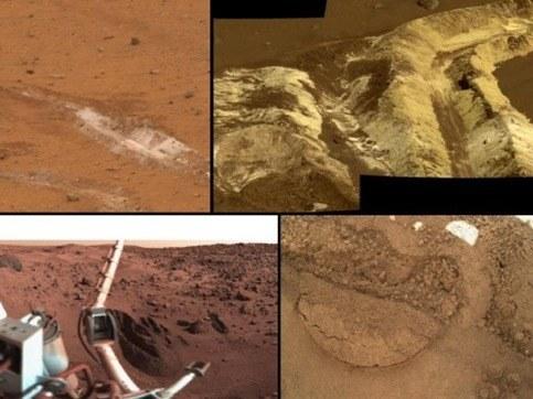 Descubrimientos en Marte del robot Curiosity