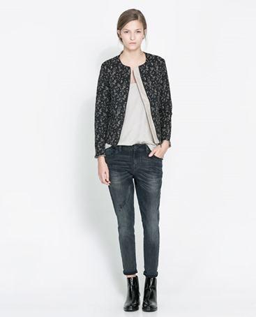 El look Grunge - Zara