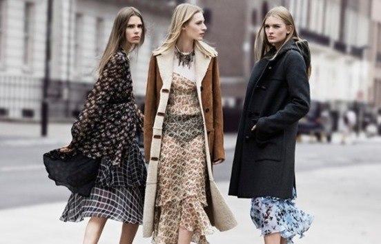 Moda hippie Zara