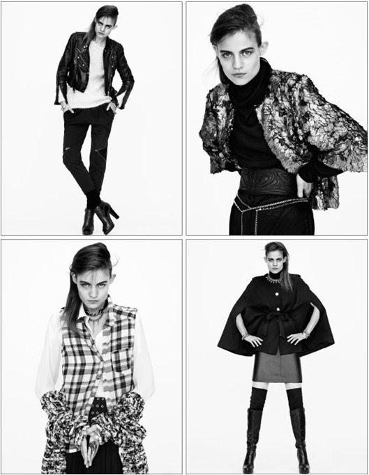Moda mujer H&M | otoño invierno 2013-2014