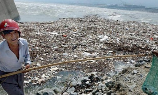 Fotos de contaminación del agua