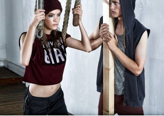 Pull and Bear Primavera Verano 2015-2016