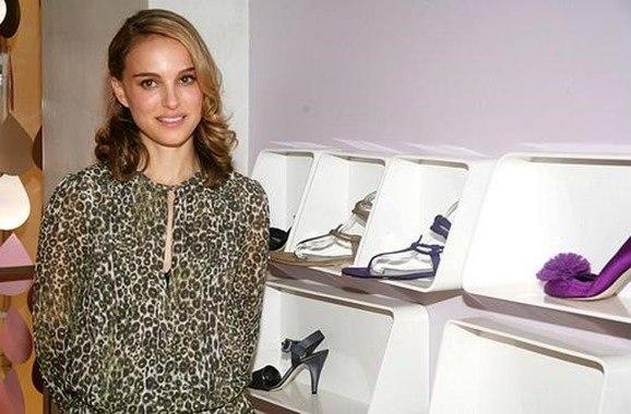 Zapatos veganos- Natalie Portman