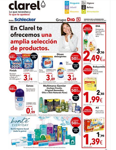 Catálogo Clarel 2015