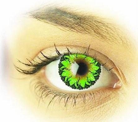 Lentillas verdes