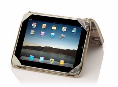 Ipad funda serpiente