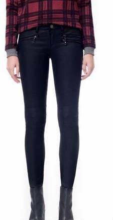 fábrica mejor selección de 2019 lista nueva Pantalones de cuero (Zara, Mango y otras tiendas): ¿A qué ...