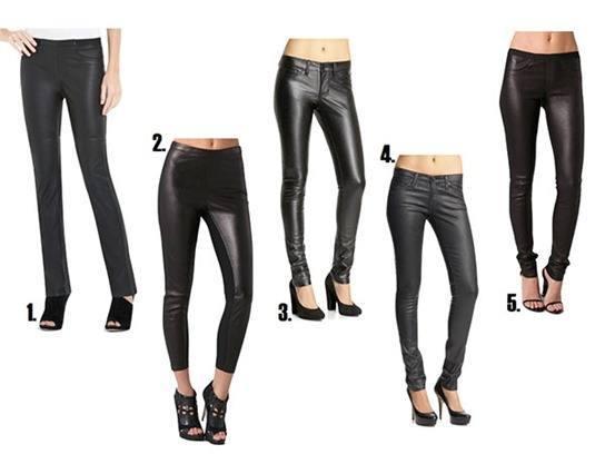 Pantalones De Cuero Zara Mango Y Otras Tiendas A Que Precios Puedes Encontrarlos Tendenzias Com