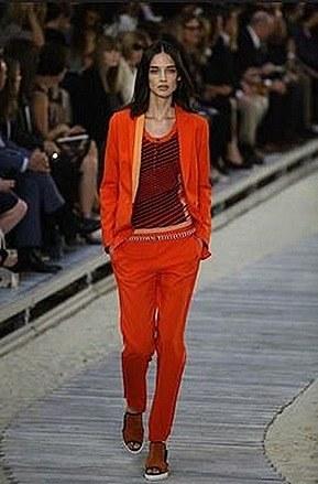 Naranja-moda