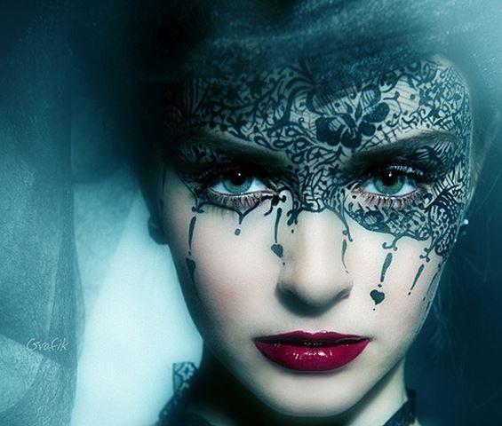 Cómo hacer un maquillaje de fantasía
