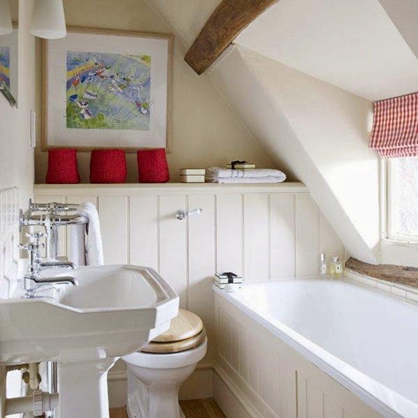 baños-pequeños-con-bañera-luz-natural