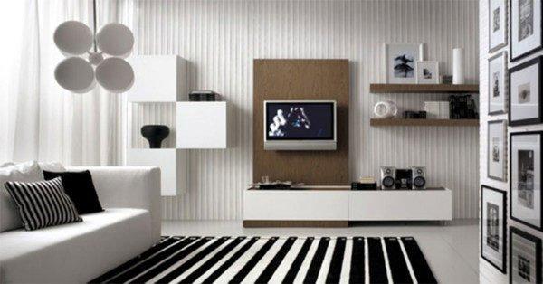 fotos-salones-modernos-mezcla-blanco-y-negro