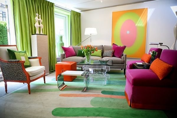 fotos-salones-modernos-variedad-de-colores