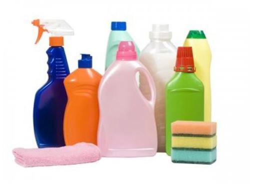 Contaminacion del agua por detergentes