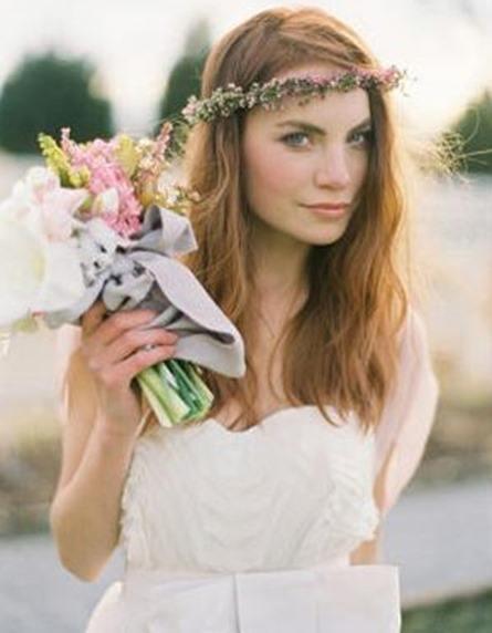 Flores-diadema