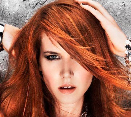 Colores de pelo el color de pelo oto o invierno 2017 for Color marmoleado para cabello