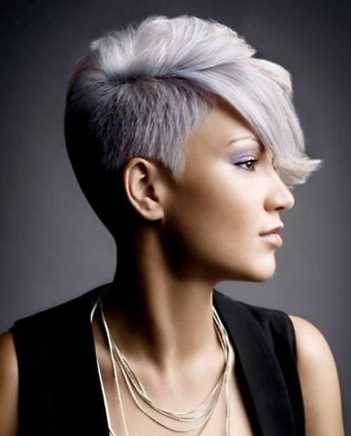 cortes-de-pelo-corto-2014-estilo-punk-tinte-lila