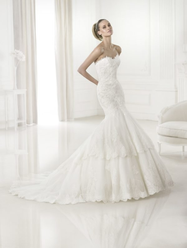 OUTLET PRONOVIAS 2014