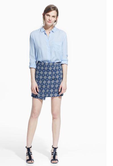 Colección de faldas Mango primavera verano