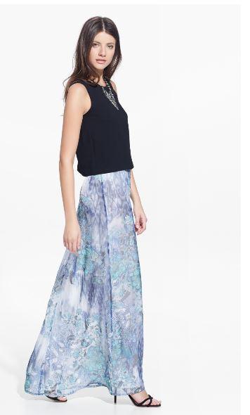 Colección de faldas Mango primavera verano 2015